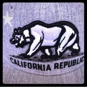Accessories - California Republic Flatbill Hat